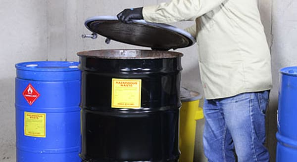 Learn About RCRA Waste – Specialty Waste Solutions
